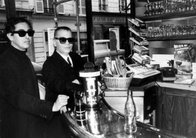 Karl Lagerfeld(C)LIFE