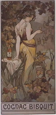 COCNAC-BISQUIT by MUCHA