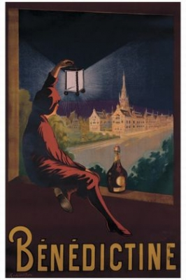 Benedictine Leonetto Cappiello
