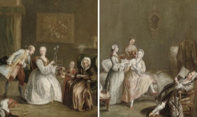 Follower of Pietro Longhi