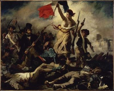 Eugène DELACROIX (Charenton-Saint-Maurice, 1798 - Paris, 1863) Musée du Louvre, Paris