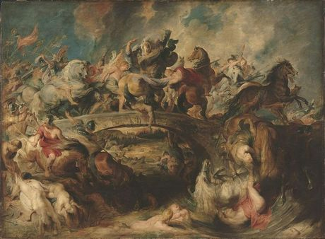 The Battle of the Amazons (1617-18)