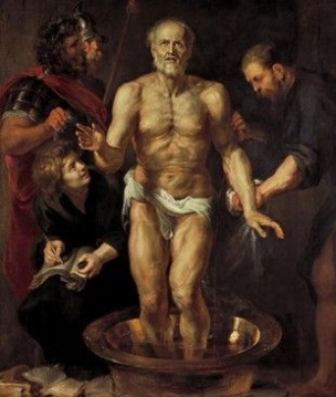 The Death of Seneca (1612-13)