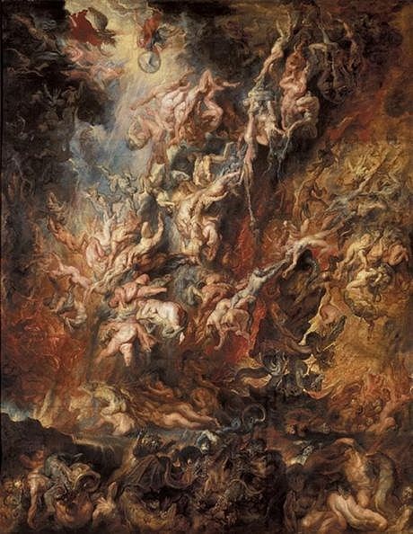 The Fall of the Damned (1620-21)