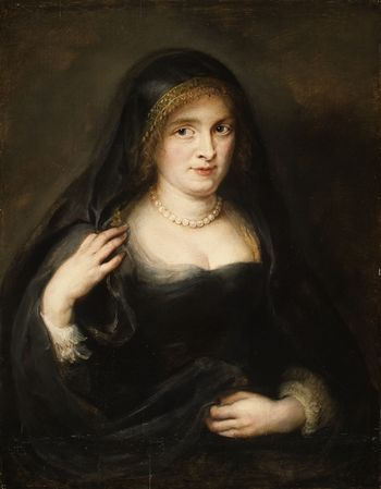 Portrait of a Woman, Probably Susanna Lunden (née Fourment