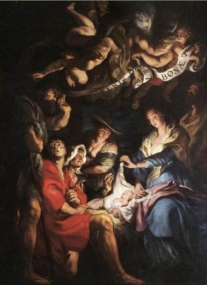 Adoration des Bergers-5