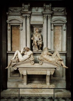 Tomb of Giuliano de Medici