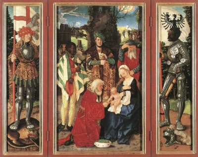 Hans Baldung Adoration of the Magi