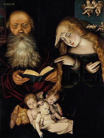 Geburt Christi. 1539 Karlsruhe, Staatliche Kunsthalle