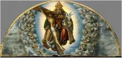 The Holy Trinity  about 1516 - 1518  Werkstatt Lucas Cranach der Ältere