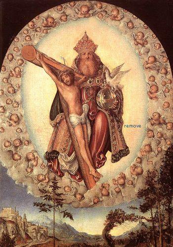 Trinity: 1515-18 Kunsthalle, Bremen