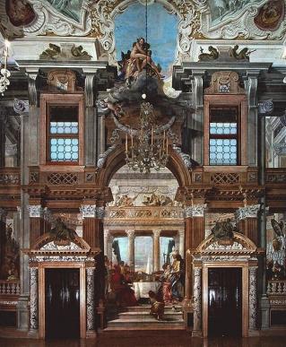Palazzo Labia Giovan Battista Tiepolo