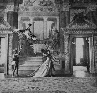 Palazzo Labia by Cecil Beaton