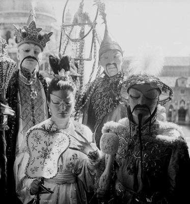 Baron Alexis de Redé, Arturo and Patricia Lopez Willshaw