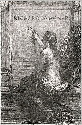 Immortalite Henri de Fantin-Latour
