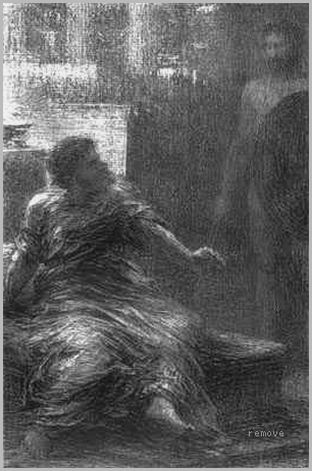 La Prise de Troie ? Apparition d'Hector
