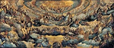 Tintoretto (1518-1594) Le Paradis 1582