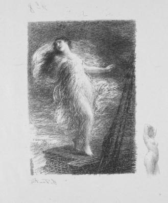 Andre Marie de Chenier Poem La jeune Tarentine