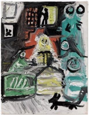 Picasso Composição de conjunto de 'As Meninas'