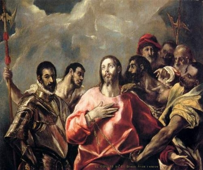 EL ESPOLIO by El Greco