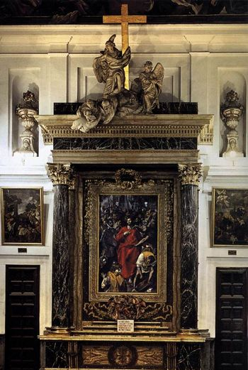 Catedral de Toledo Sagristia i sales annexes