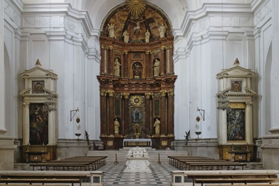 Church of San Juan Bautista Altarpieces for the Fundación Casa Ducal de Medinaceli, Hospital de Tavera, Toledo, Spain