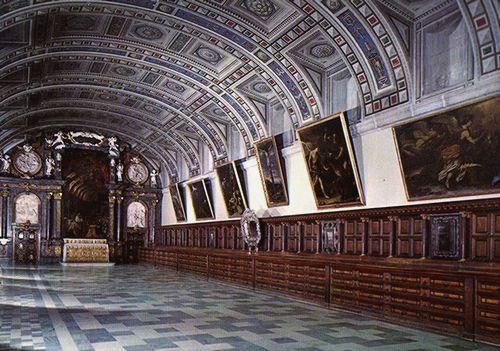 エル・エスコリアル修道院の画像 p1_29