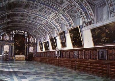 Sacristía  El Escorial