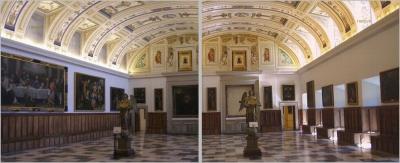 Sala vicarial del Monasterio de San Lorenzo de El Escorial