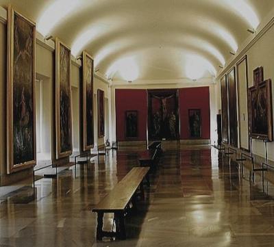 Nuevos Museos Monasterio de San Lorenzo El Real de El Escorial