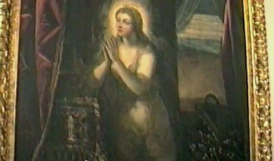 Tintoretto  Real Monastero De San Lorenzo, El Escorial