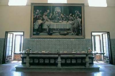 uan de Juanes Monasterio de San Lorenzo de El Escorial