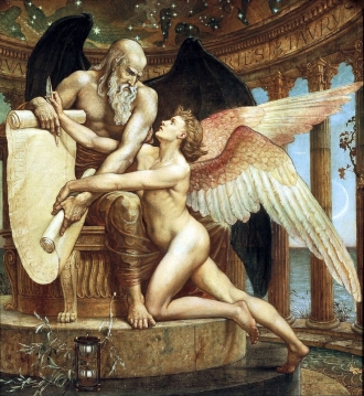 The Roll of Fate Walter Crane