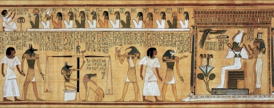 Judgement of Osiris / the Weighing of the Heart