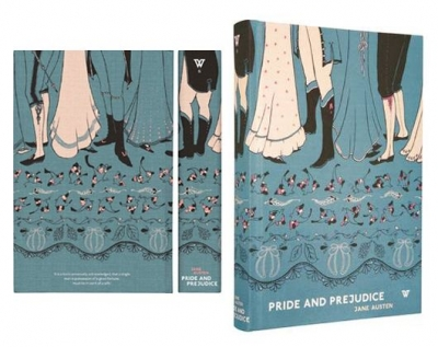 Pride and Prejudice (Fine Edition) Illustrator  Kazuko Nomoto