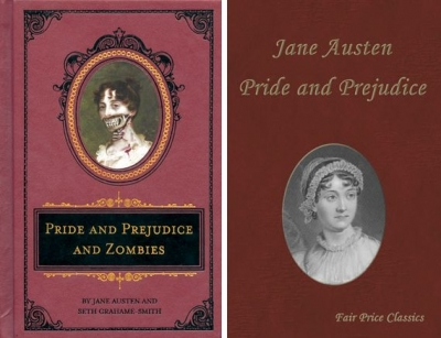 Pride and Prejudice and Zombies: Deluxe Heirloom Edition