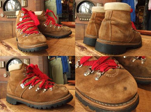 mountainboots