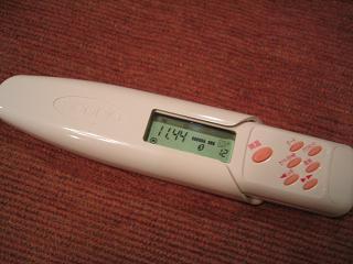 基礎体温計