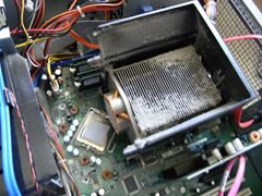 パソコン シリコングリスの塗り方2