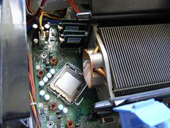 パソコン シリコングリスの塗り方5