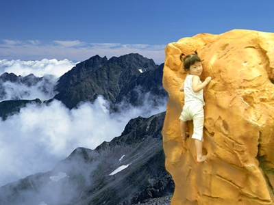 最年少登頂?