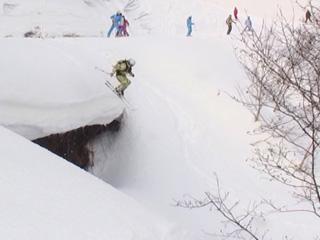 クリフジャンプ