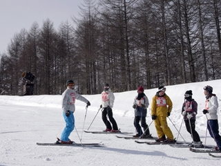 スキー検定3
