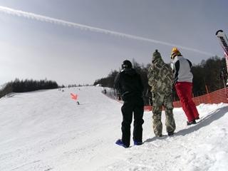 スキー検定4