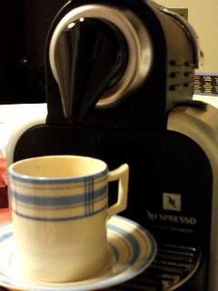 Nespresso&James Kent