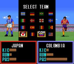 Super Formation Soccer II (Japan)-5.png
