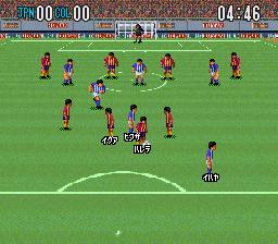 Super Formation Soccer II (Japan)-9.png