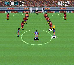 Super Formation Soccer II (Japan)-12.png
