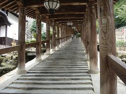 長谷寺 登廊2