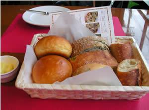 進々堂のパン